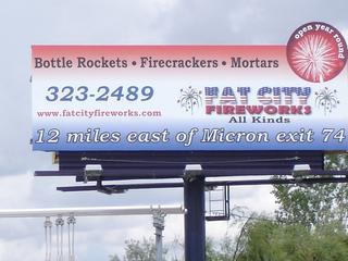 Fat City Fireworks - Boise, ID