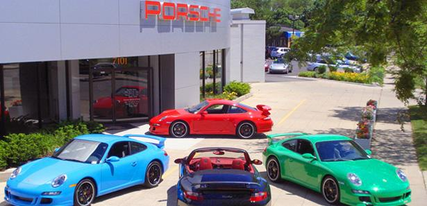 Pictures For Loeber Porsche In Lincolnwood Il 60712