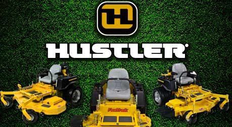 Hustler Turf Equipment Inc