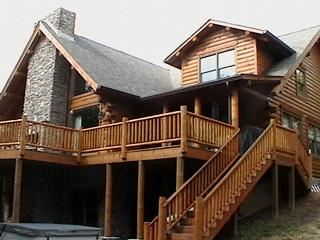 Walnut Ridge Log Homes INC - Shelbyville, KY