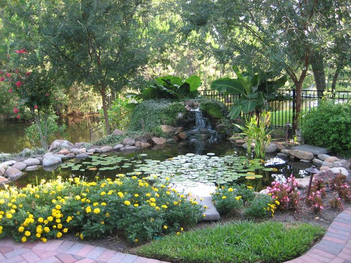 Earth works landscape and garden center jacksonville fl for Garden design jacksonville fl