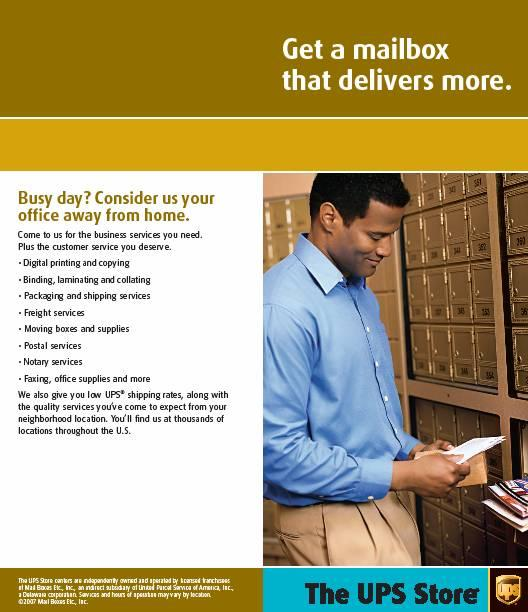 The UPS Store - Mulberry FL 33860