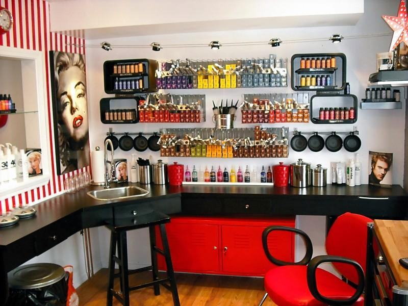 Color bar 1 from chaos studio salon a paul mitchell for 201 twiggs studio salon