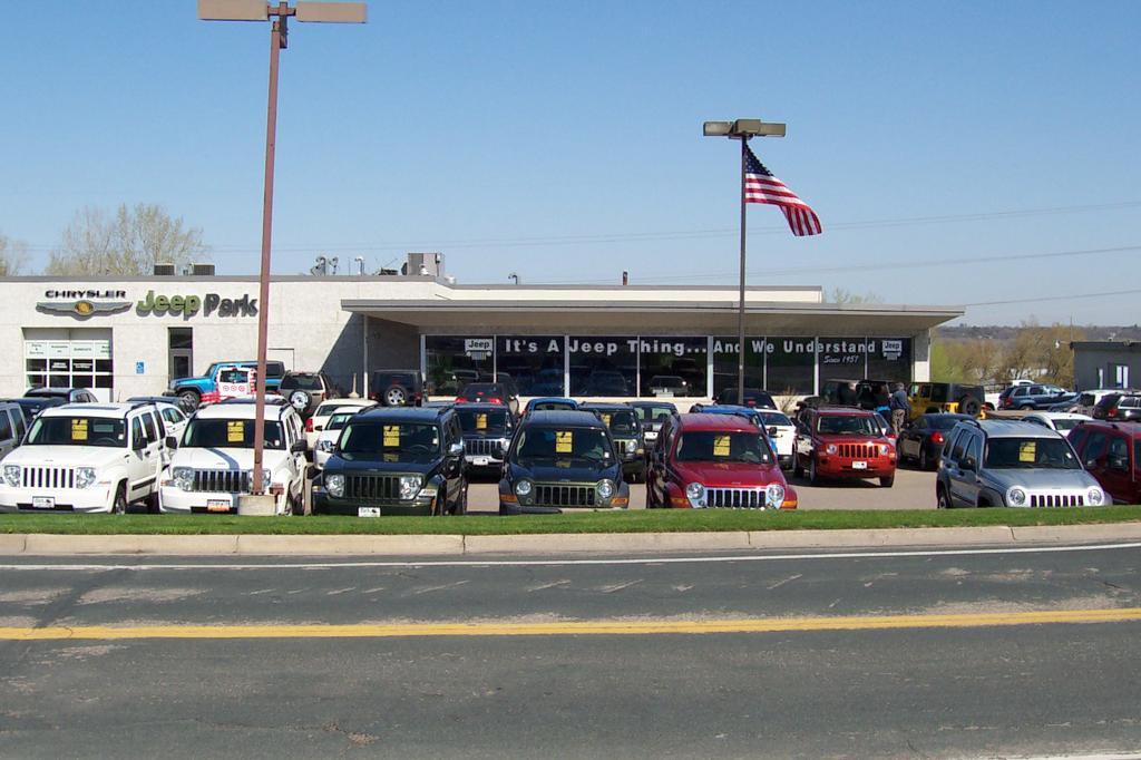 Mazda 007. Pcj By Park Chrysler Jeep