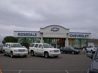 Rosedale Chevrolet & GMC - Saint Paul, MN