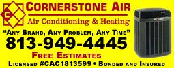 Cornerstone Pros-Air Conditioning, Plumbing, Electrical - Land O Lakes, FL