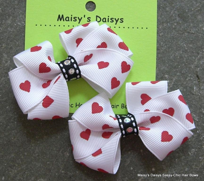 Pictures For Maisy S Daisys Sassy Chic Hair Bows In