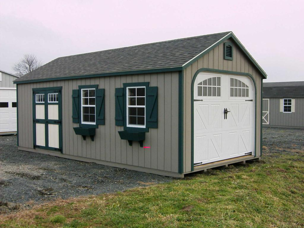 Pictures for the barn yard great county garages in for Barnyard garages