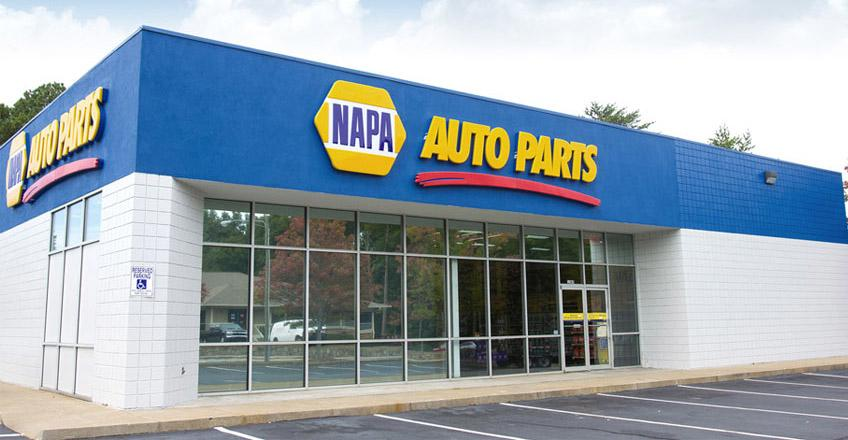Napa auto parts  standard parts of jackson county pascagoula ms