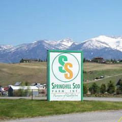 Springhill Sod Farm Inc - Bozeman, MT