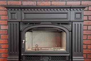 Vermont Castings Montpelier Wood Insert Fireplace