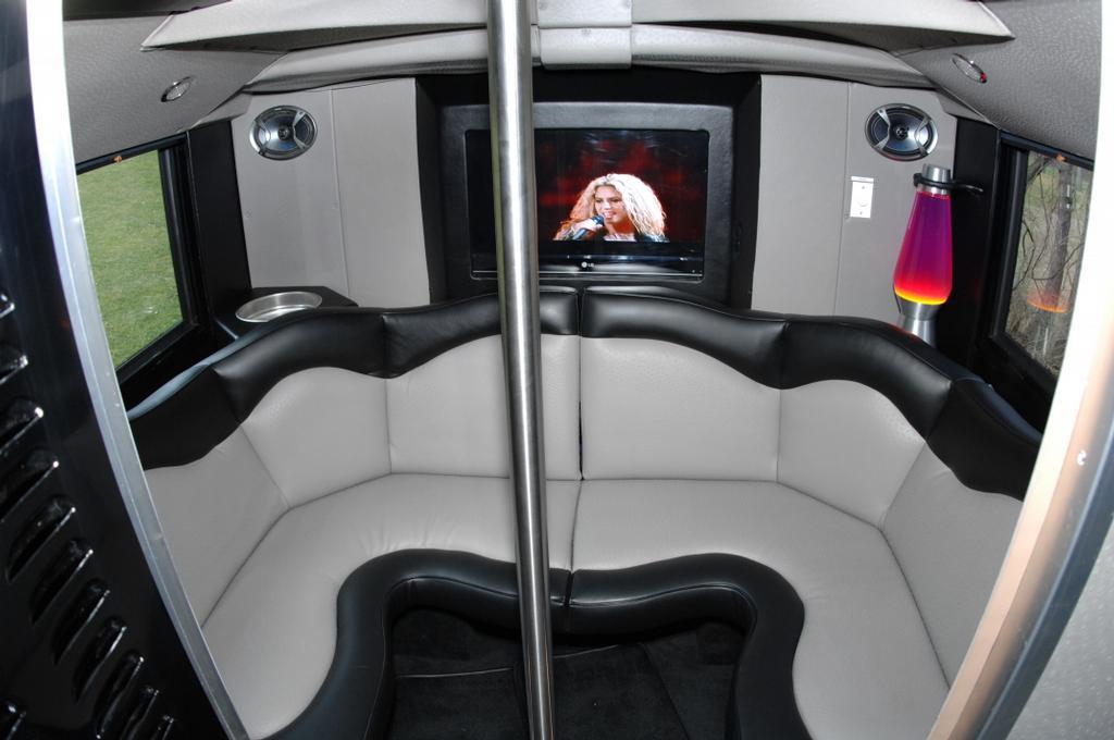 80 passenger Double-Decker Party Bus