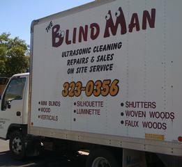 Blind Man - Reno, NV
