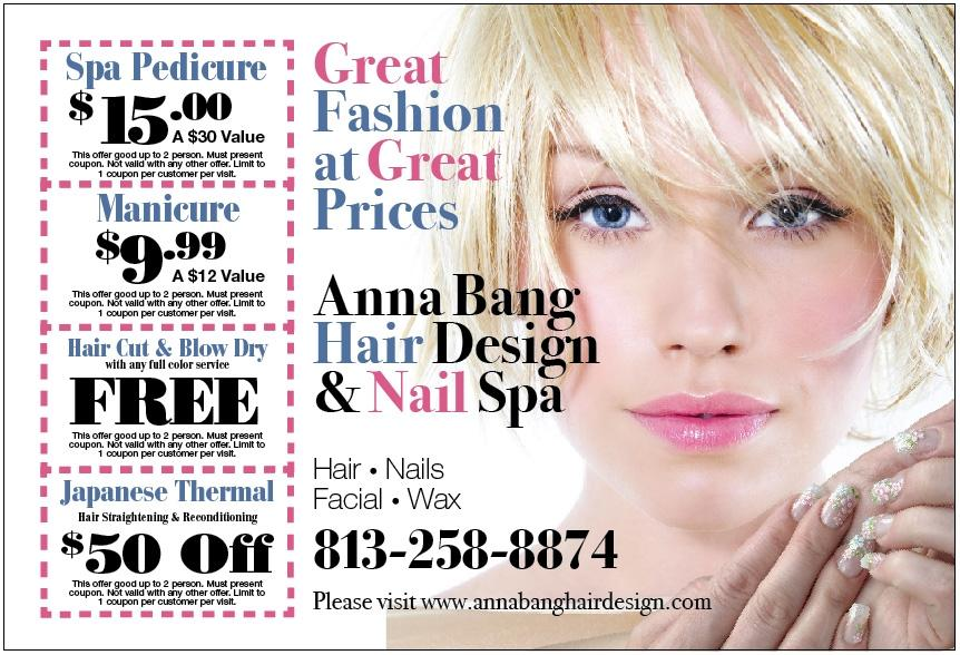 Anna Bang Hair Design Tampa Fl 33629 813 258 8874