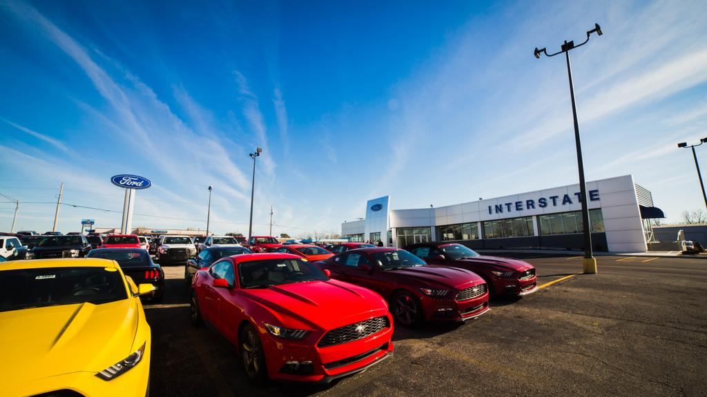 Interstate Ford Miamisburg Oh 45342 888 728 2282