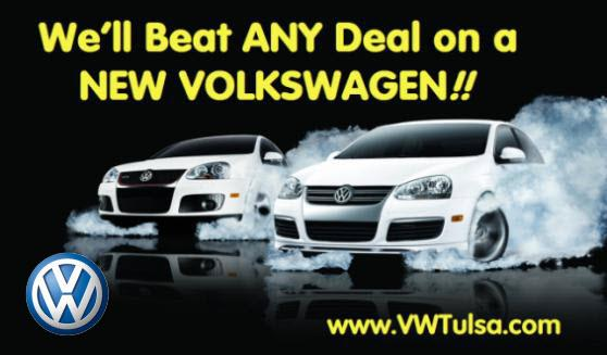 Don Thornton Volkswagen of Tulsa - Tulsa OK 74145 | 866-578-6199