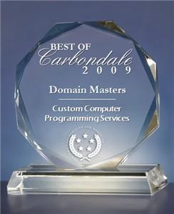 DomainMasters Best of Carbondale by Domain Masters.NET Complete Web Hosting Solutions
