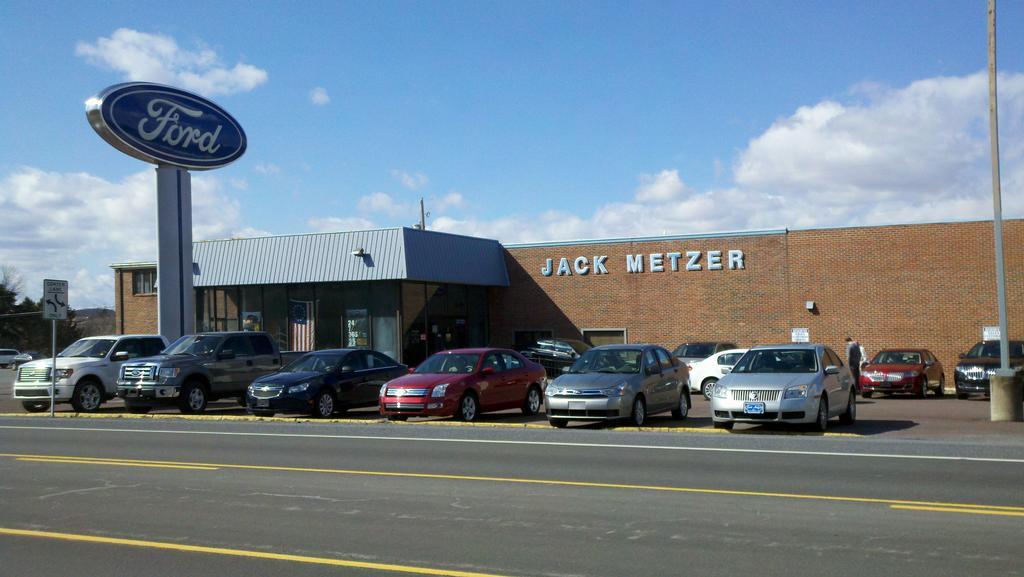Jack Metzer Auto Group - Danville PA 17821 | 570-275-2212