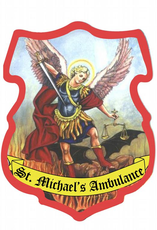 St. Michael the ArchAngel.jpg by ST. MICHAEL'S AMBULANCE, LLC