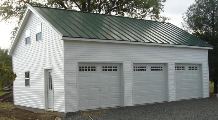 Capitol sheds inc barboursville va 22923 434 964 1901 for Two story metal garage