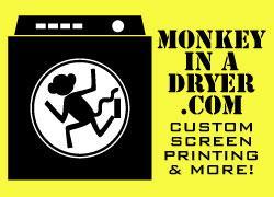 A Monkey In A Dryer - Minneapolis, MN