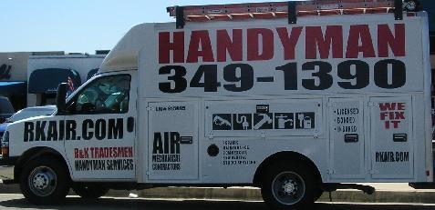 Handyman Rk Encino Ca 91436 818 349 1390 Electricians
