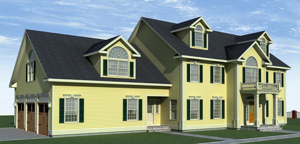Colonial home design westford ma 01886 978 692 0006 Custom colonial homes