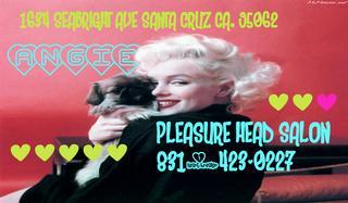 Pleasure Head salon - Santa Cruz, CA