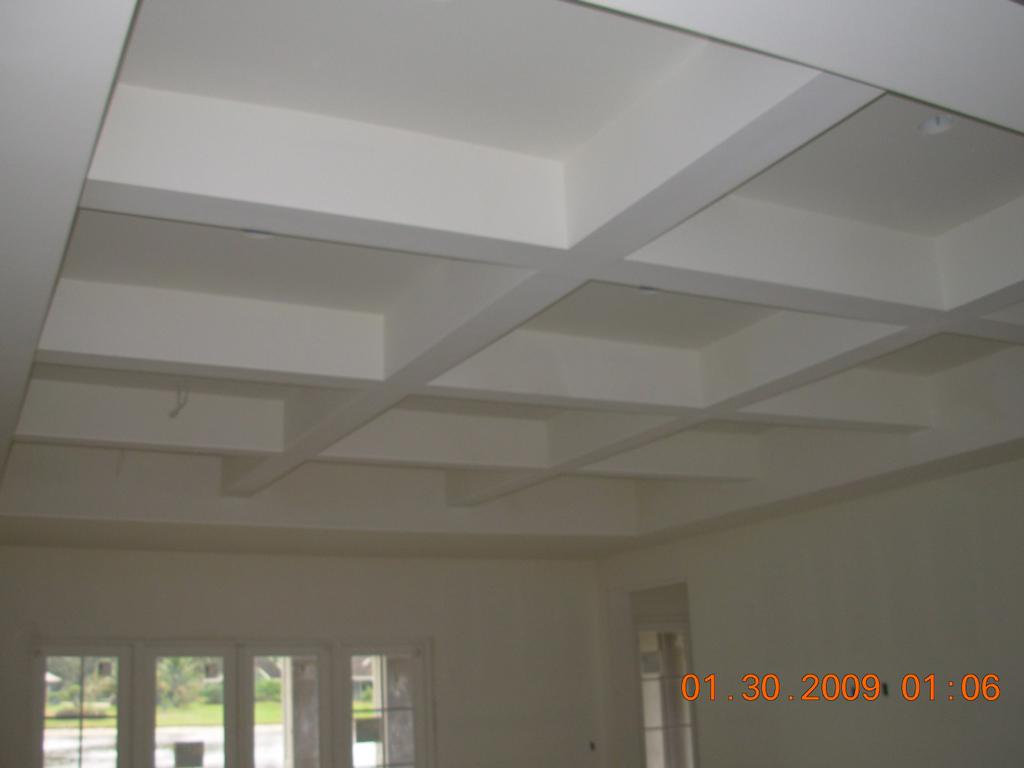 Coffer Ceiling From Rlw Enterprises Inc In Fort Walton