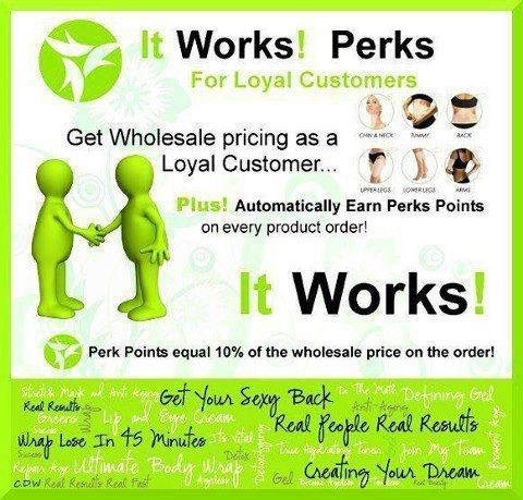Body wrap me now independent distributor for it works for It works global photos