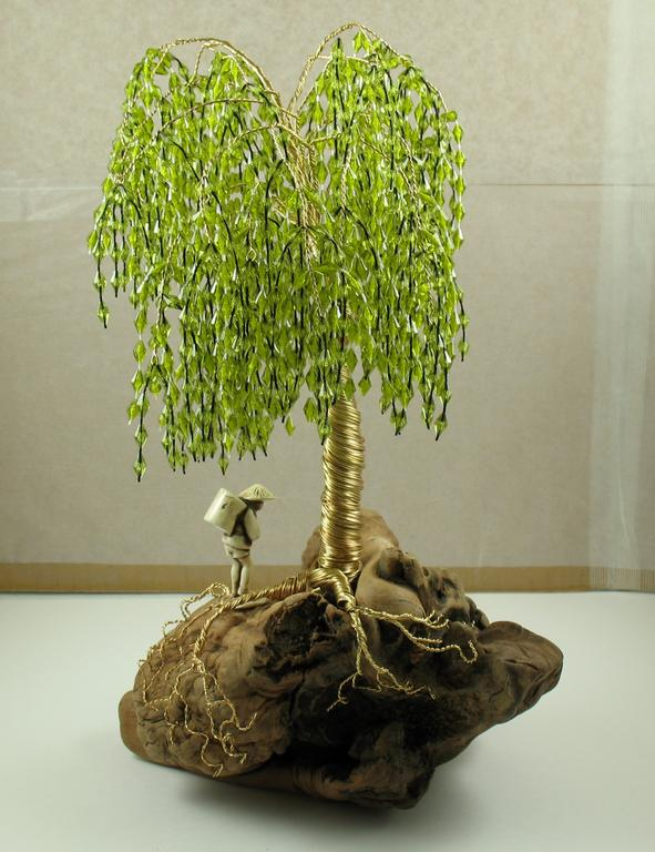 1000 images about handmade trees on wire
