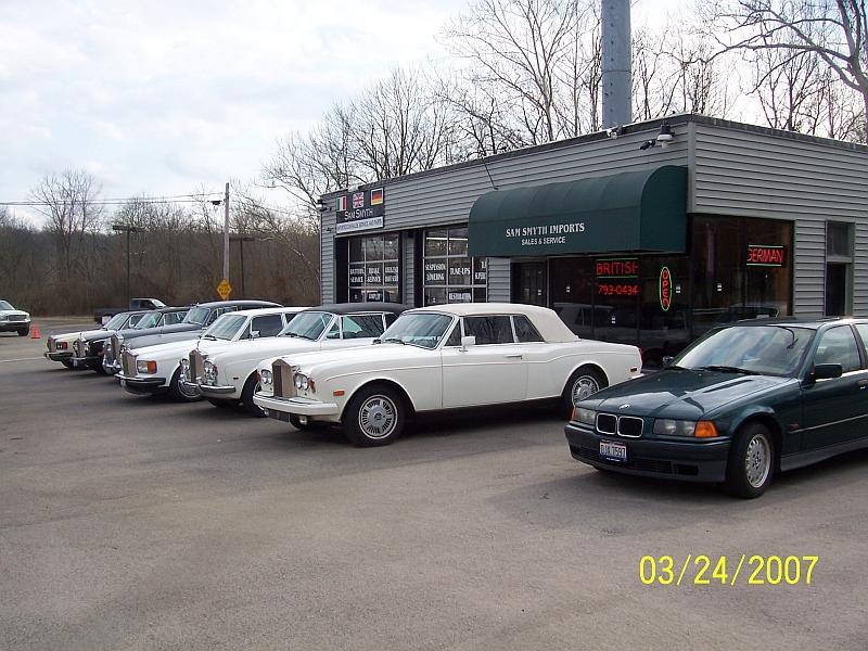 Sam Smyth Imported Car Service Inc Cincinnati Oh 45242