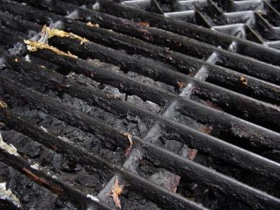 Dirty Barbecue Grill From Clean Quot R Quot Bbq Quot Go Green Have Us