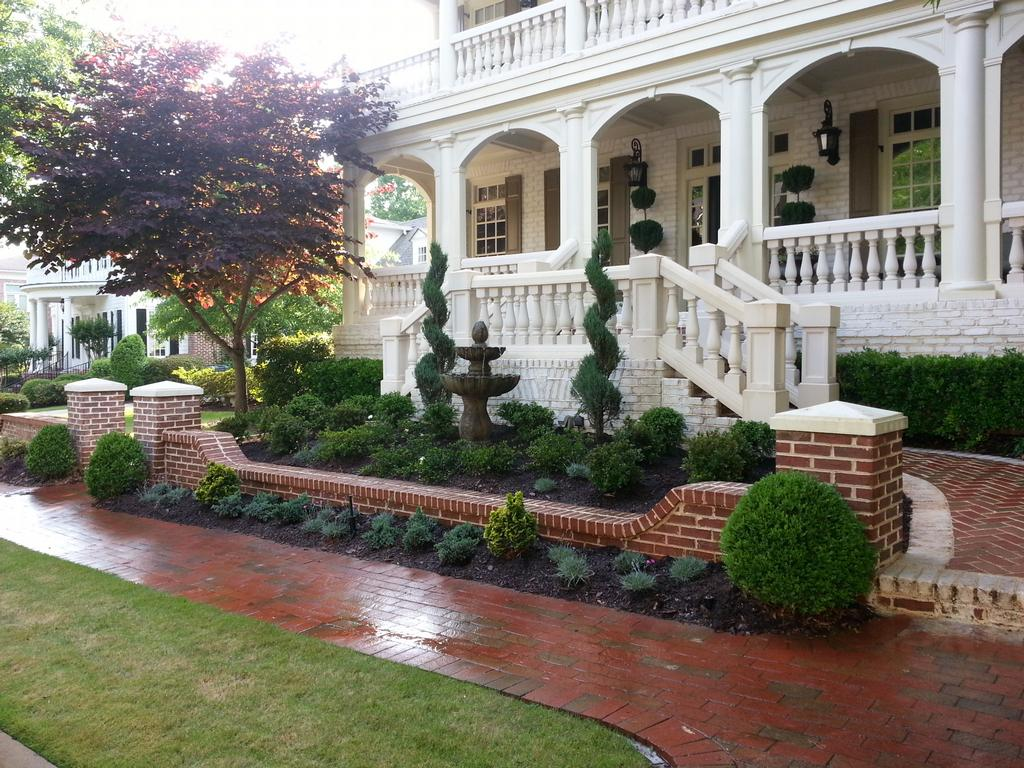 pictures for georgian landscape design in suwanee ga 30024