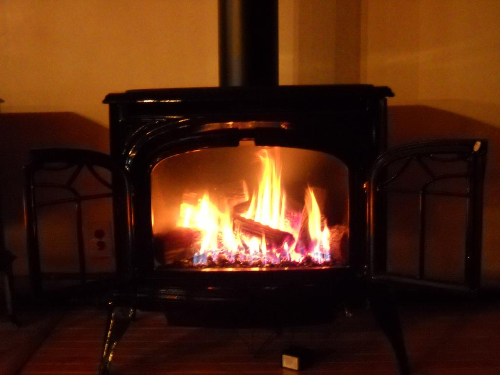 Fireplace Village Wood Burning Stove Gas Stove Vermont