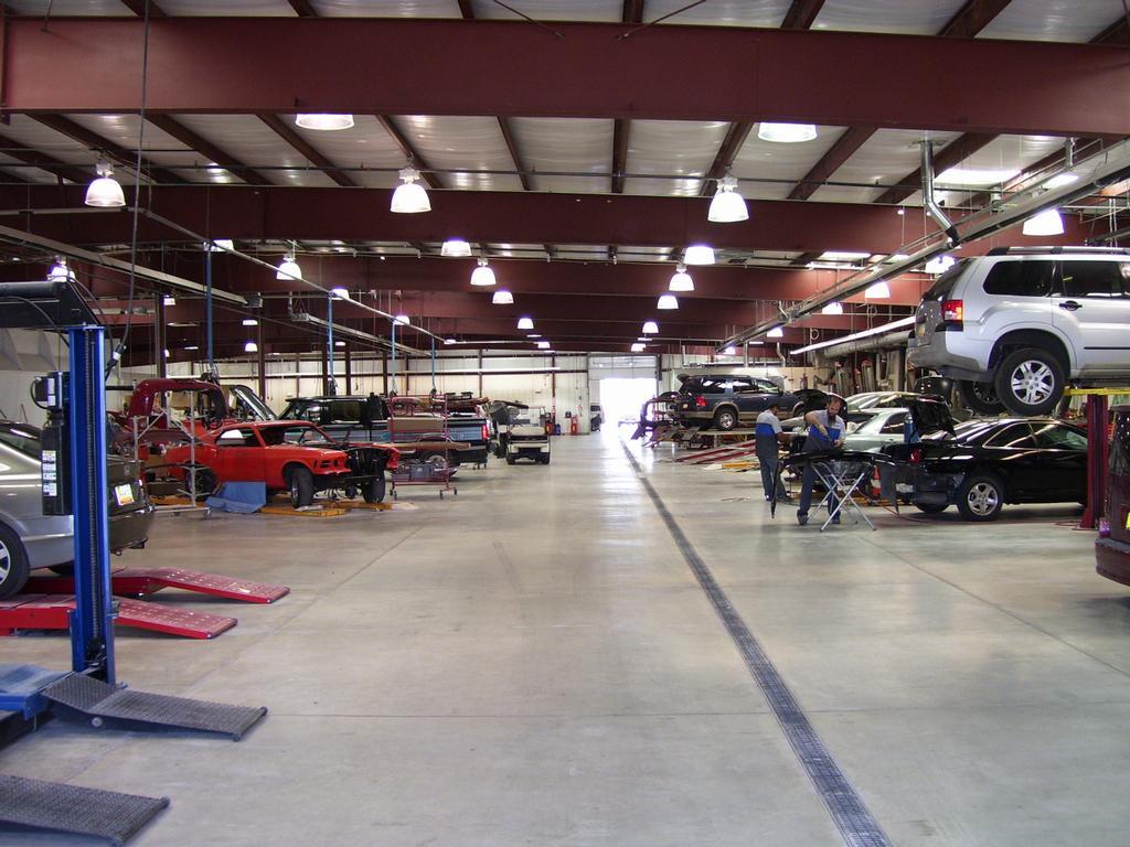Car Repair Shops Jacksonville Fl