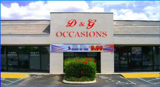D & G Ocassions - Orlando, FL