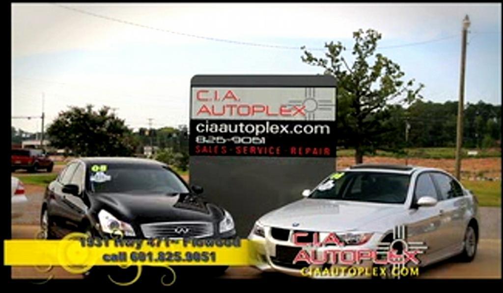 Cia Autoplex Brandon Ms 39047 601 825 9051 Auto