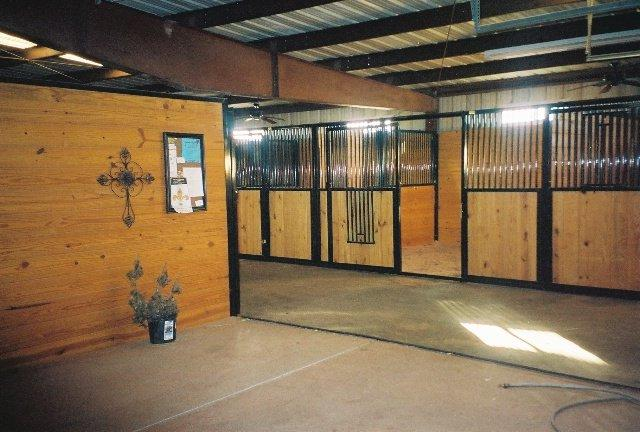Horse Stall Ventilation : Pictures for bridlewood equestrian in oklahoma city ok