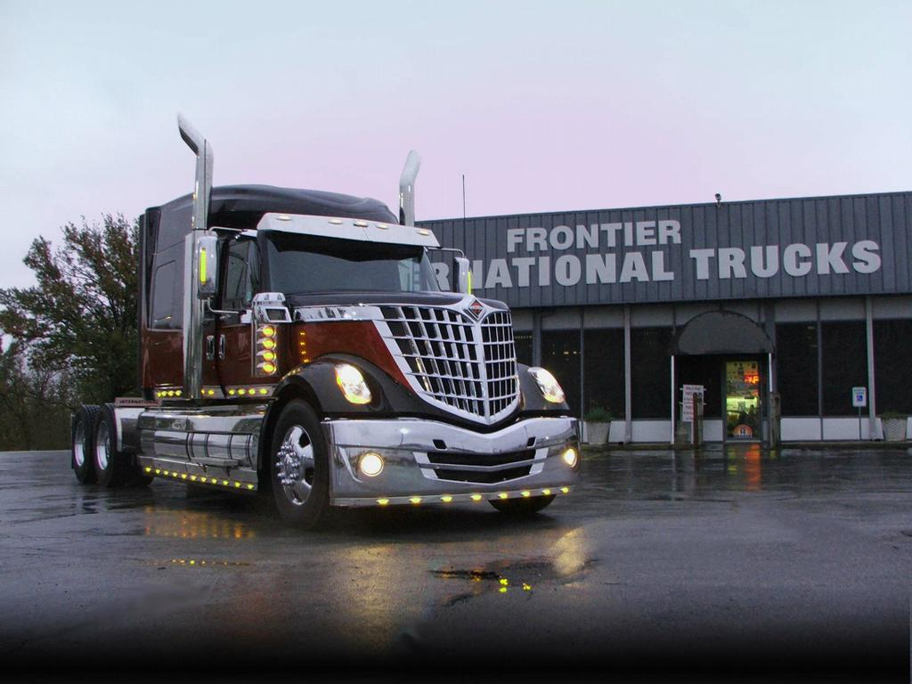 entire photo gallery for Frontier International Trucks Incorporated