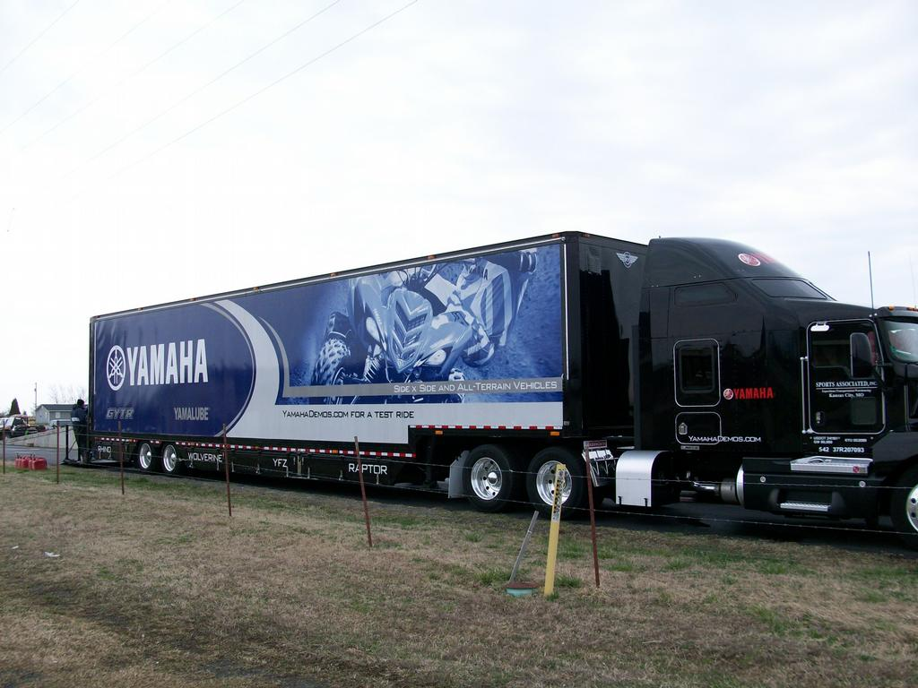Pictures for road track trail yamaha in muskogee ok 74401 for Yamaha demo days