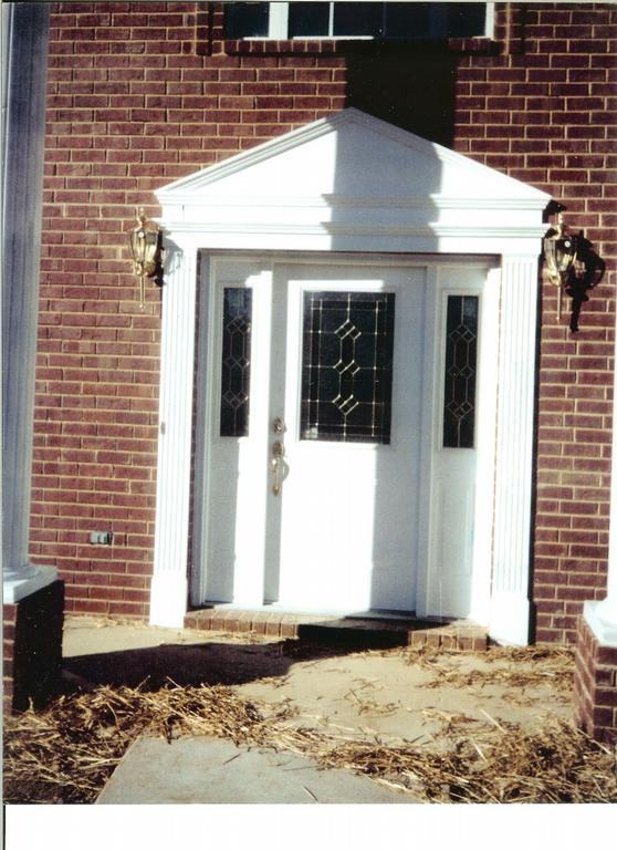 Gallery For Exterior Door Trim