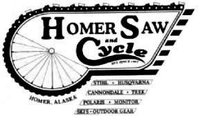 Homer Saw - Homer, AK