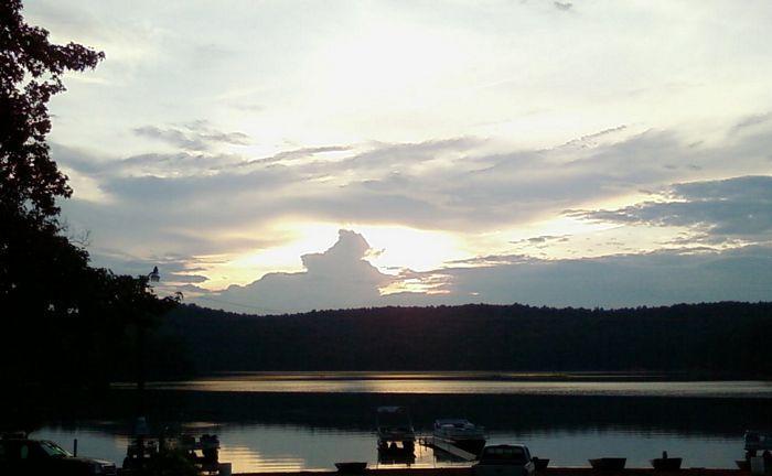 lets go fishing lake purdy