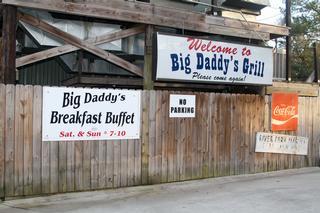 Big daddys grill at riverpark fairhope al 36532 251 for Fish river grill fairhope al