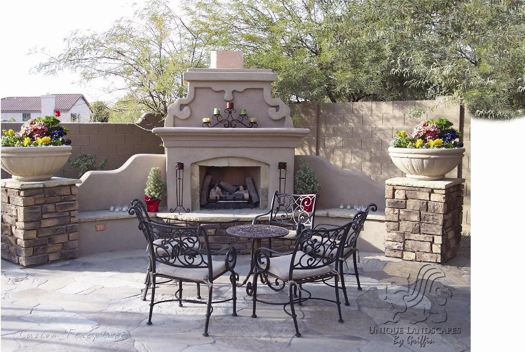 Out Most Popular Fireplace From Unique Landscapes By