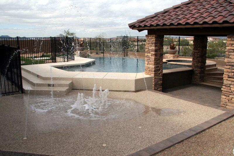 Pictures for unique landscapes by griffin in mesa az 85210 for Pools in mesa az