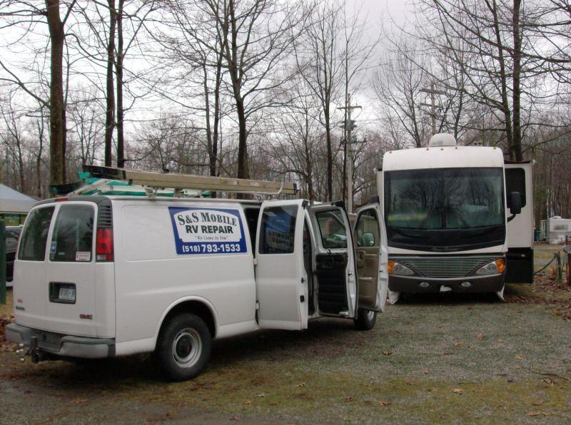 S Amp S Mobile Rv Repair Inc Gansevoort Ny 12831 518