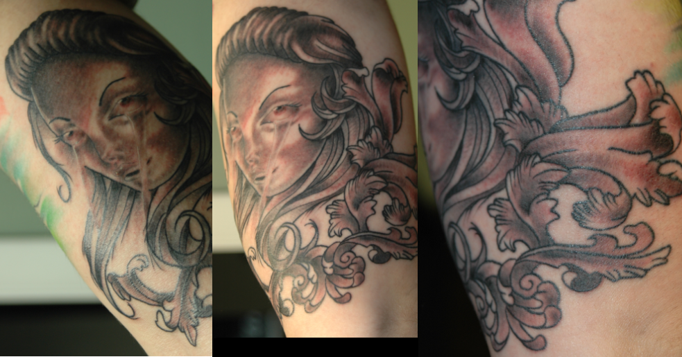 Pride glory tattoo studio annapolis md 21401 410 224 for Tattoo shops in annapolis