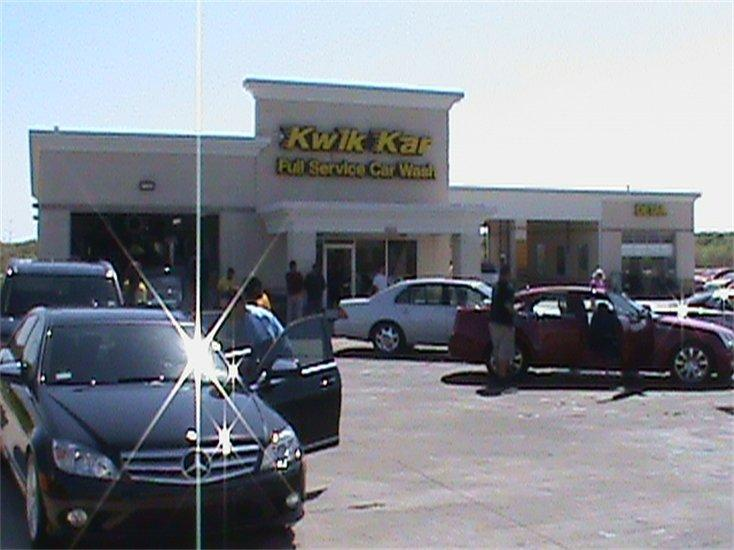 Kwik Kar Full Service Wash of Irving - Irving TX 75063 : 972-409-7367